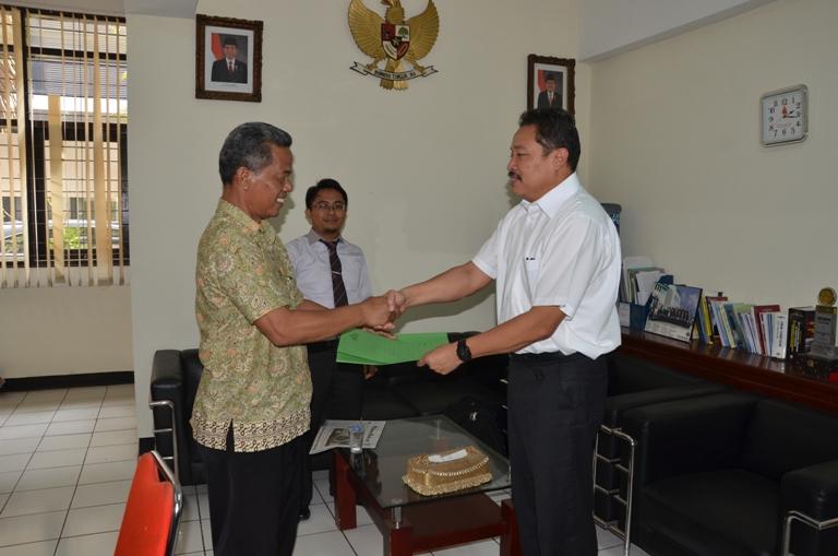 Penandatanganan MOU dengan FIP UPI Bandung